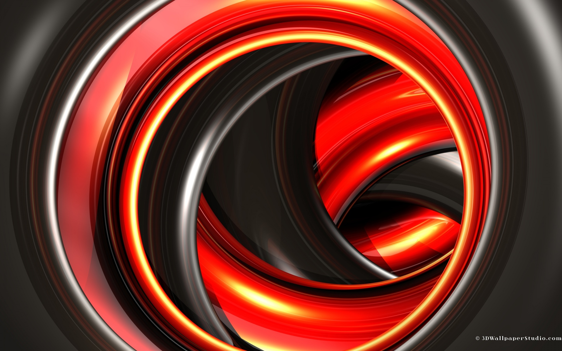 Ps Vita Red Black Abstract Wallpaper Wallpaper
