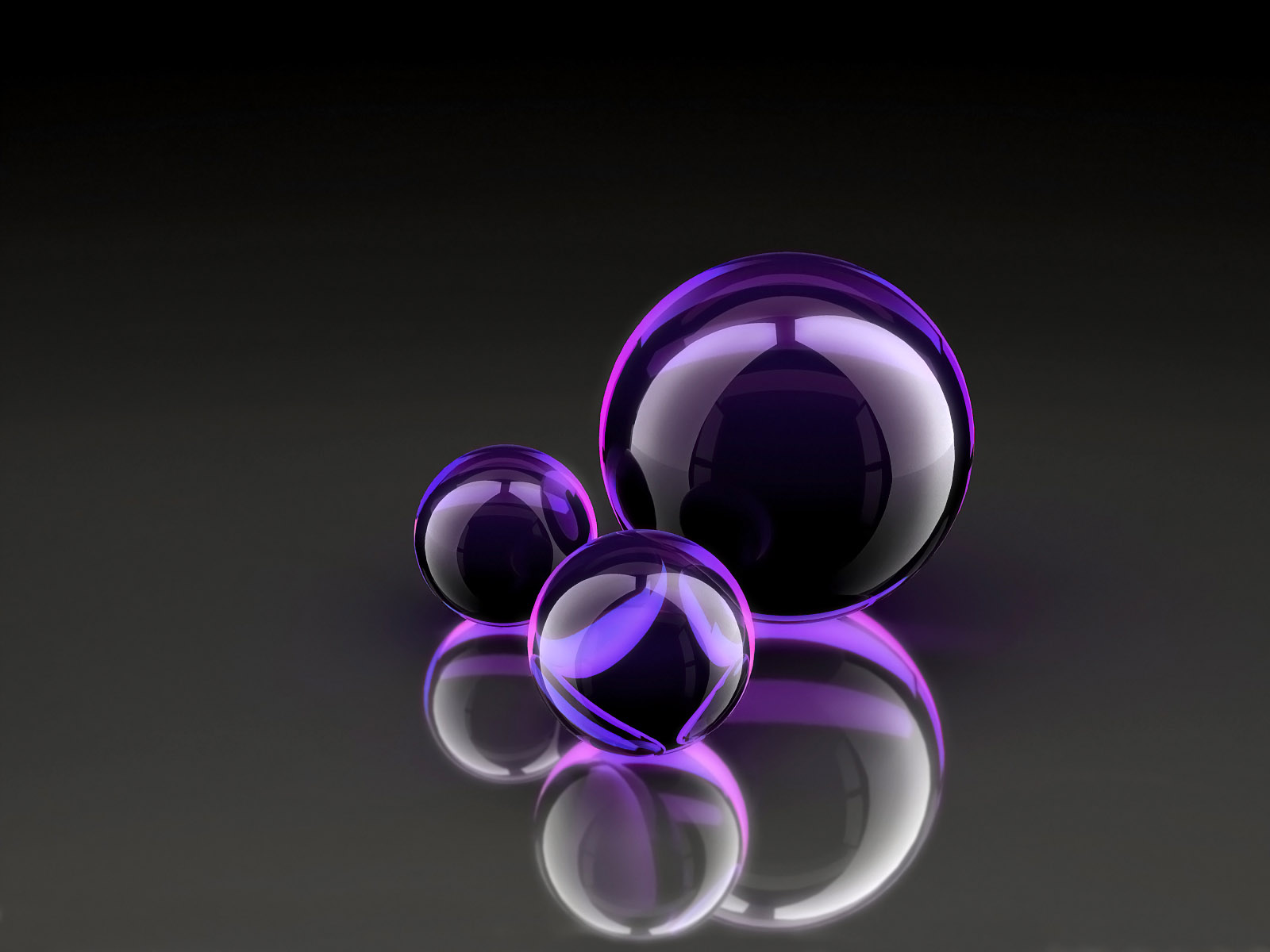 Purple 3d Beautiful Abstract Wallpaper Desktop Wallpaper