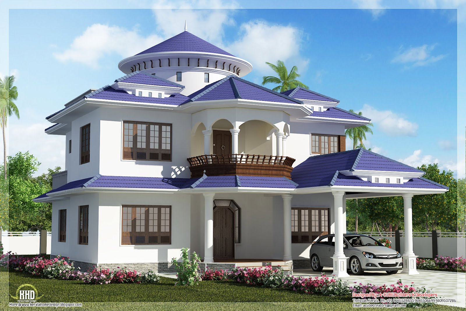 Architectural Home Designer Wallpaper