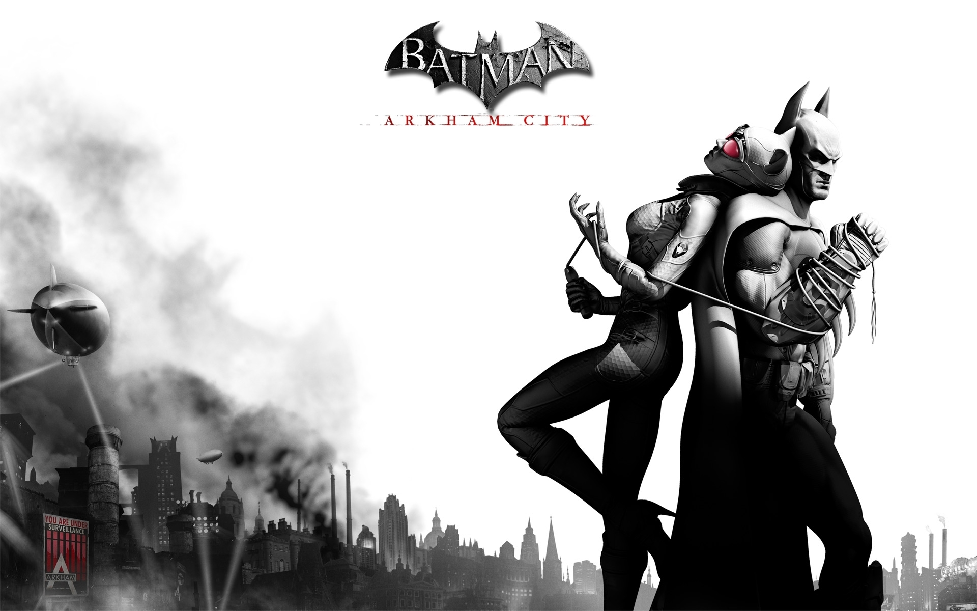 Batman Arkham Asylum 720p Anime Wallpaper 1080p Wallpaper