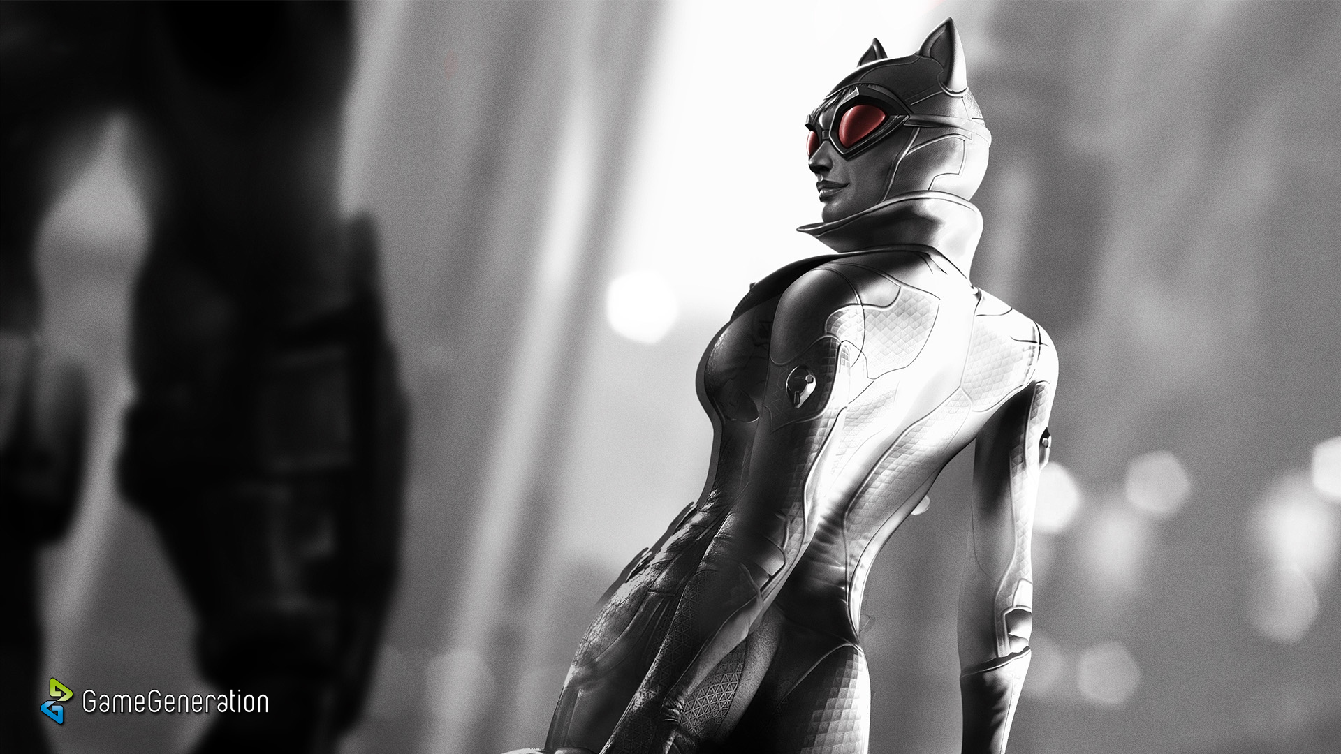 Batman Arkham Asylum 720p Ps3 Wallpaper 1080p Wallpaper