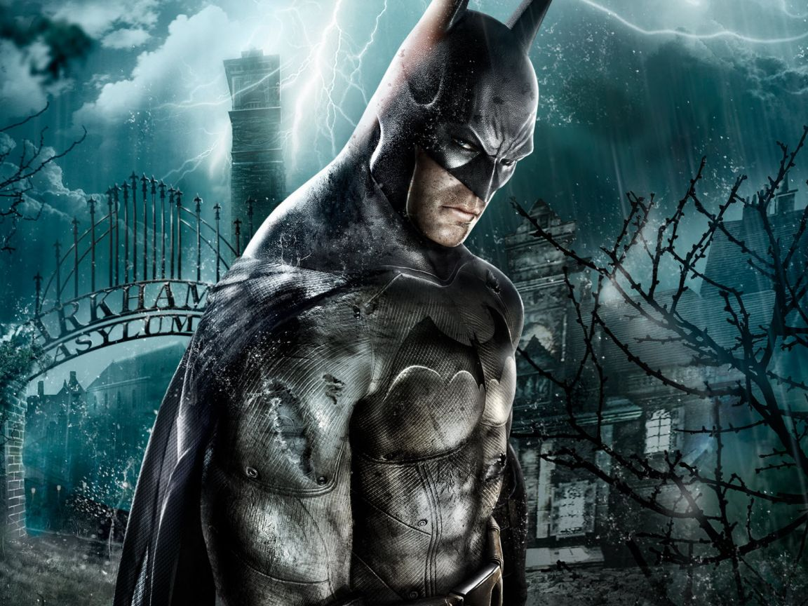 Batman Arkham Asylum Hd Hd 3d Wallpaper 1080p Wallpaper