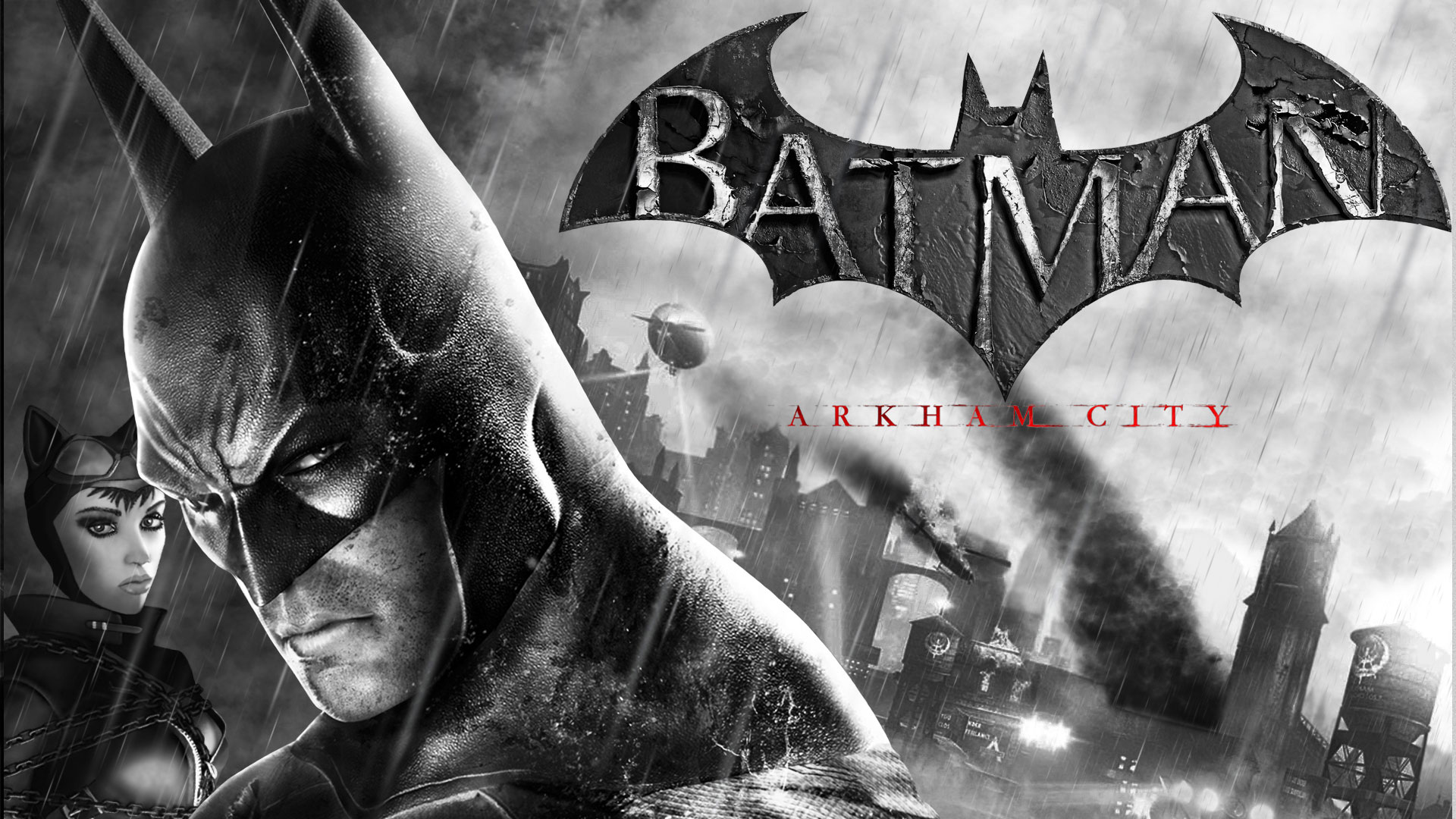 Batman Arkham City Wallpaper Hd 1080p Skinny #17598 Hd