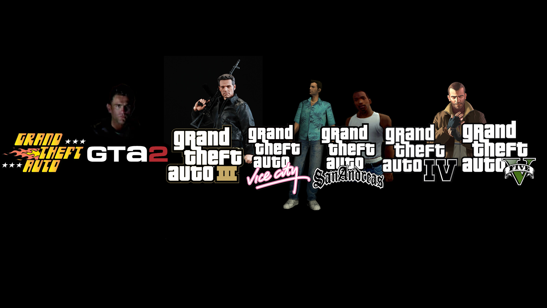 Gta 5 Desktop Wallpaper Hd 1080p Wallpaper