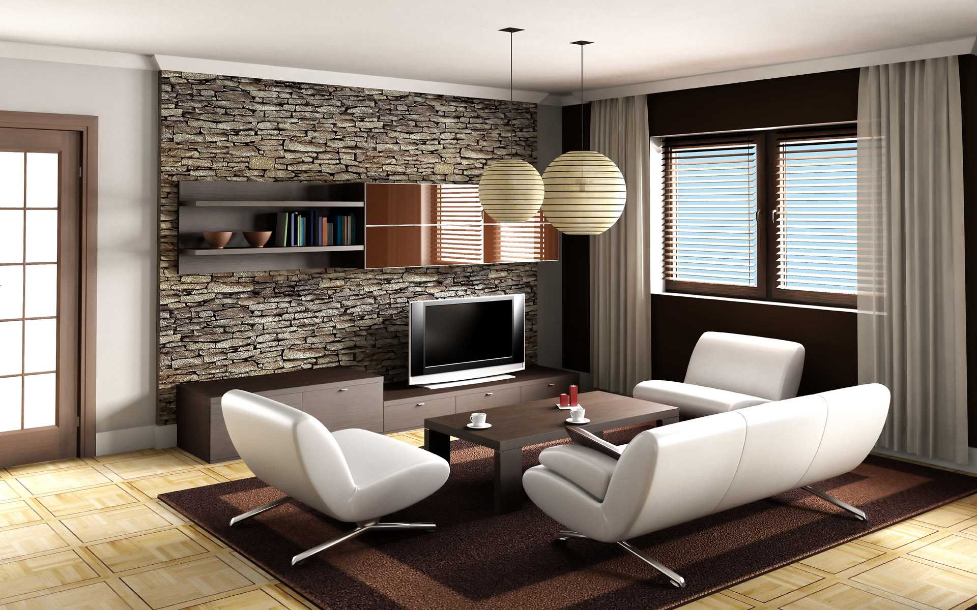Home Design Pictures Ideas Wallpaper
