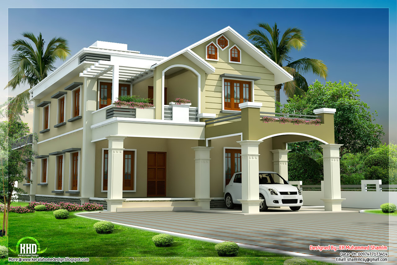 Home Design Plans With Photos Wallpaper