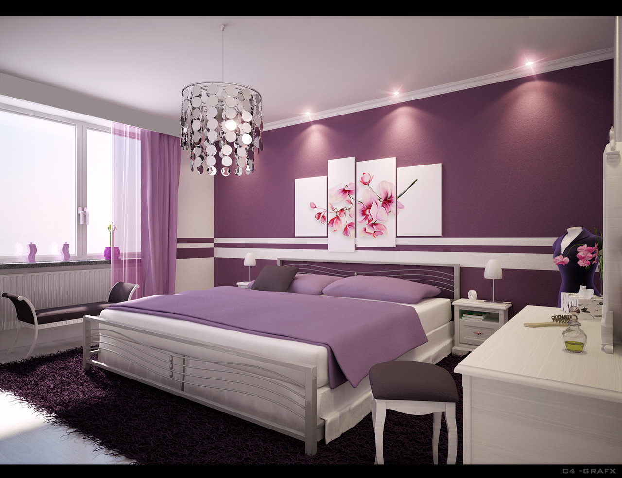 House To Home Designs Bedding Wallpaper