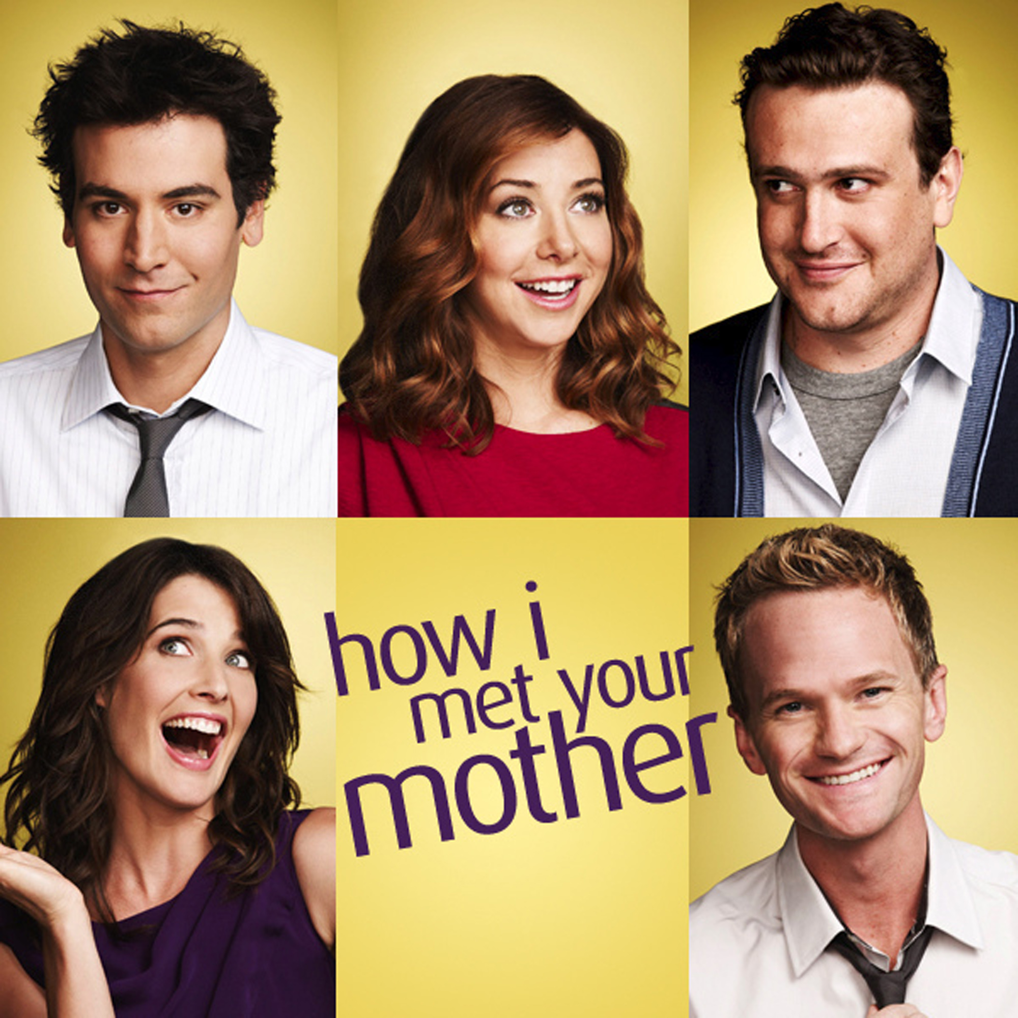 How I Met Your Mother 720p Hd 3d Wallpaper 1080p Wallpaper