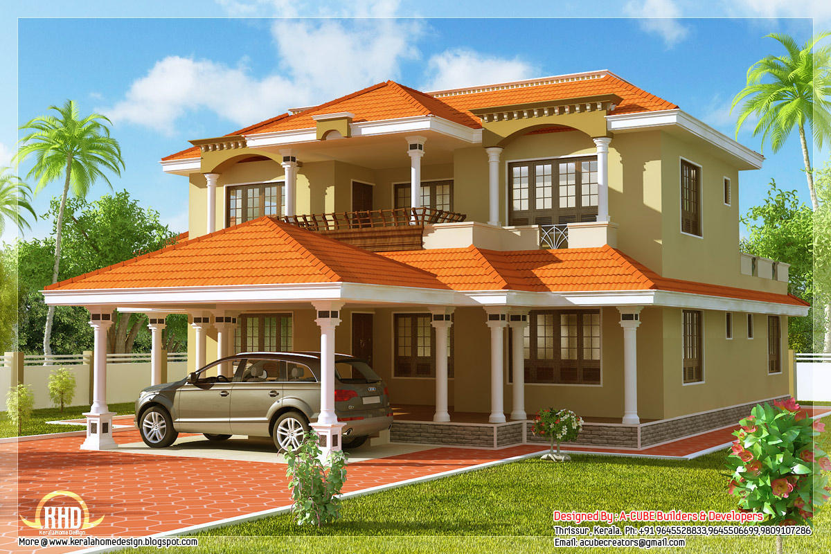 Indian Home Designs Wallpaper