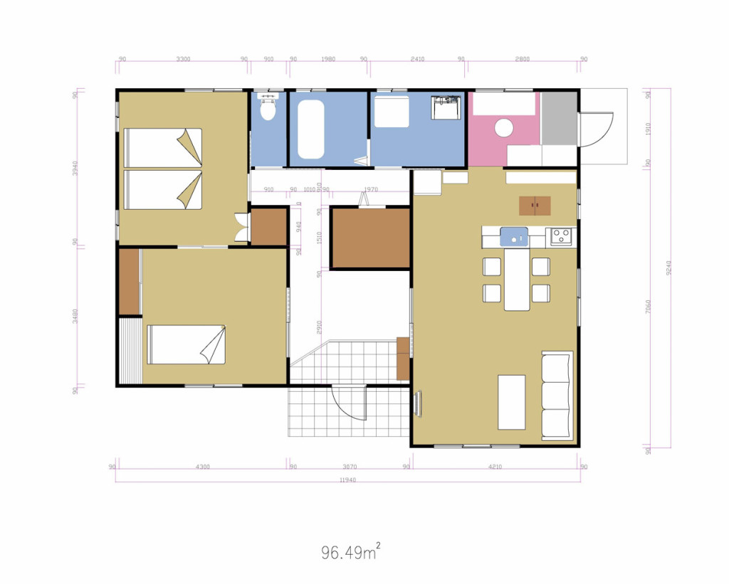 30x40 building plans joy studio design gallery best design for Design of building house