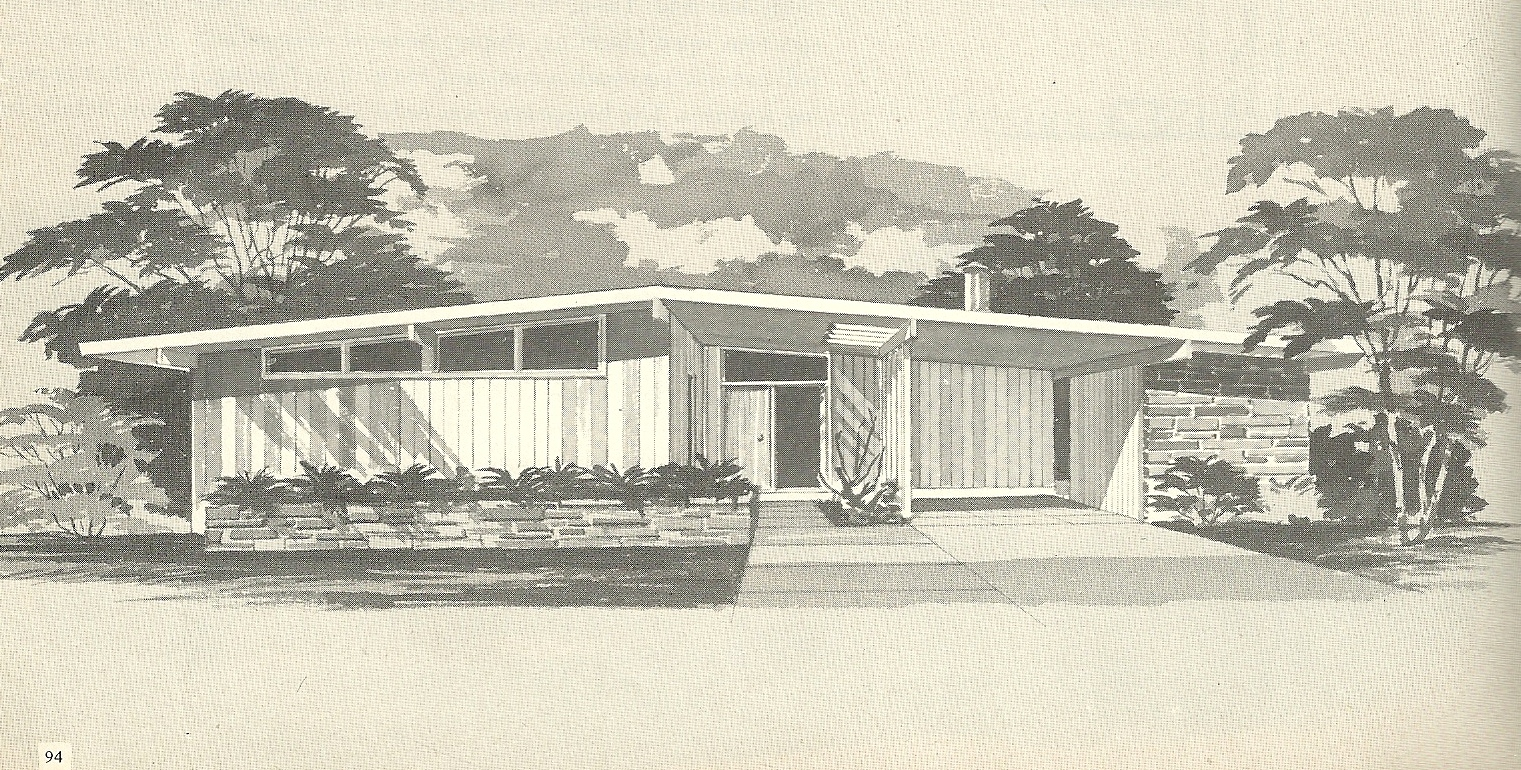Mid century modern home designs 18887 hd wallpapers for Mid century modern blueprints