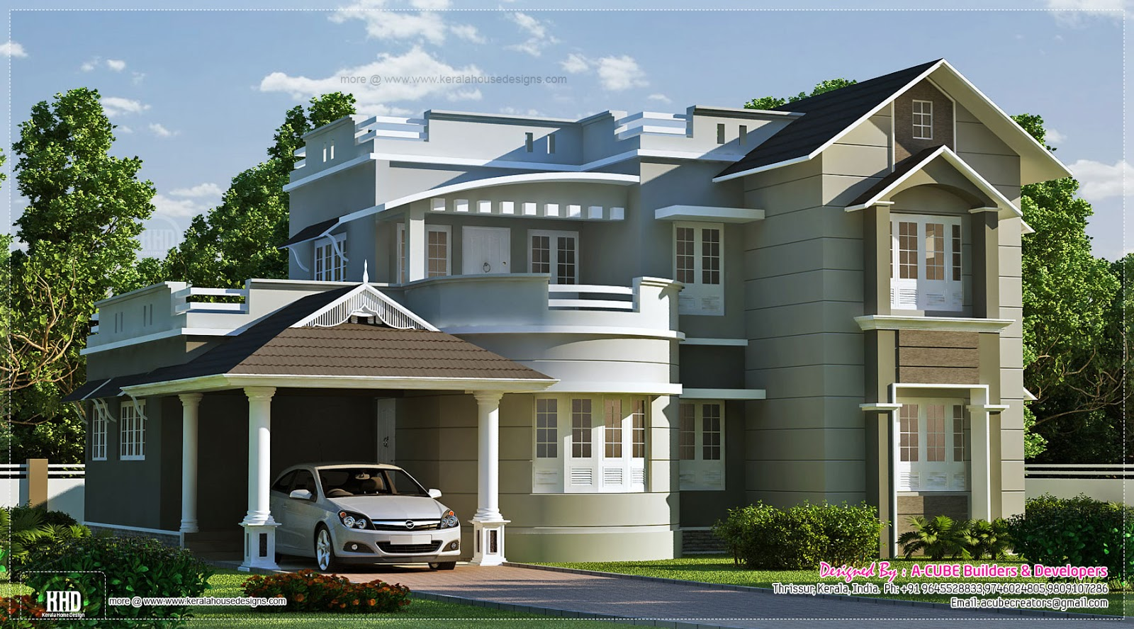 New home design best home decorating ideas for Architecture house design ideas