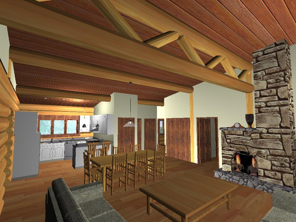 Post And Beam Home Designs