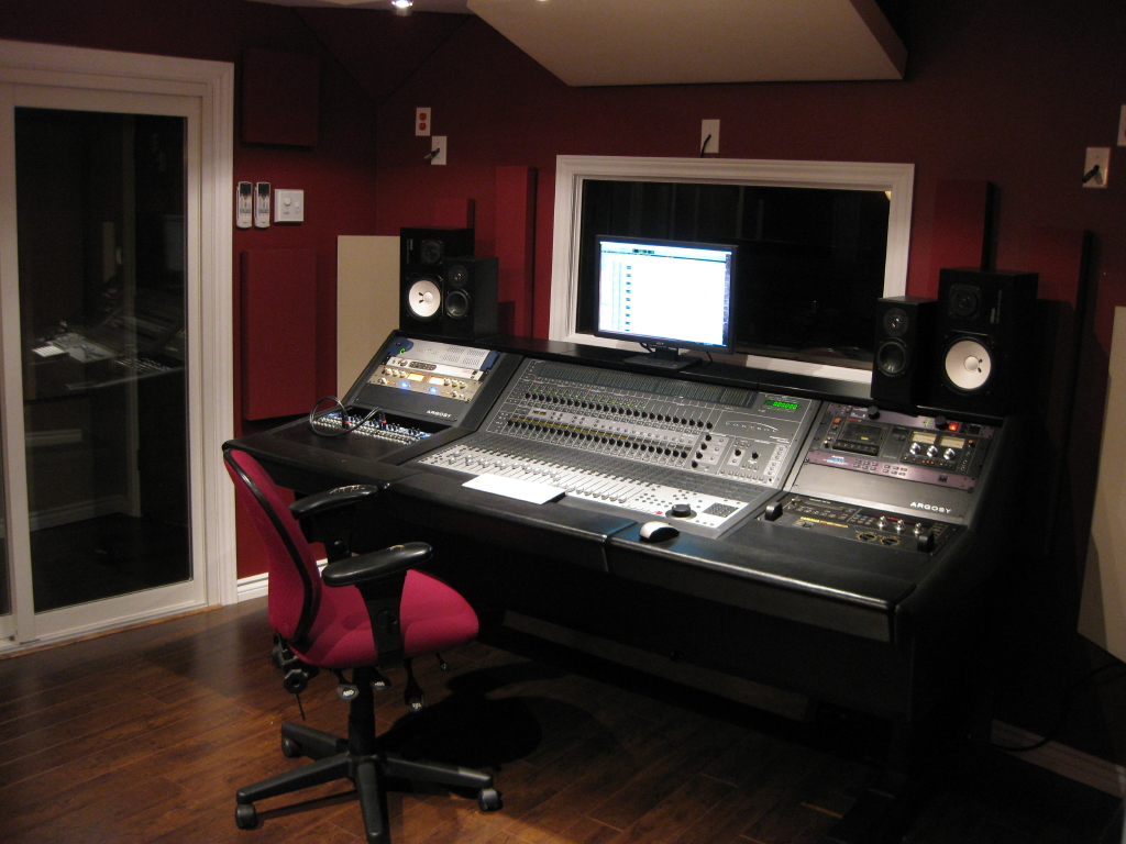 Studio home designs 18979 hd wallpapers background - Home recording studio design ideas ...