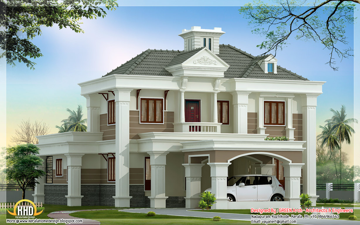 Sustainable Home Designs Wallpaper