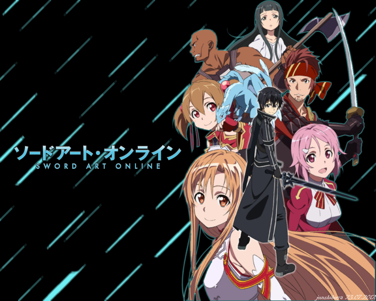 Sword Art Online Free Hd 3d Wallpaper 1080p Wallpaper