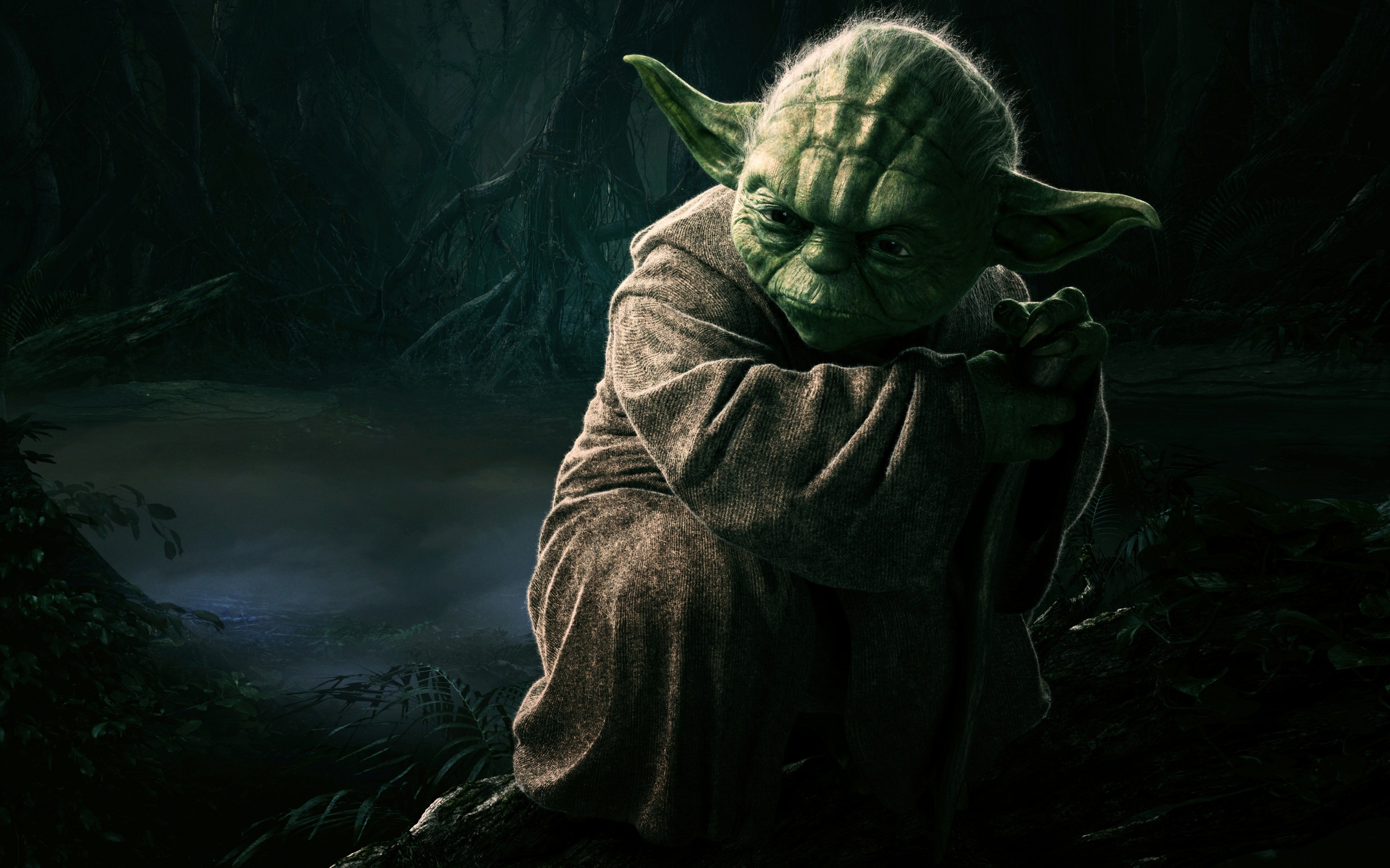Yoda 1080p Hd Wallpaper 1920×1080 Wallpaper