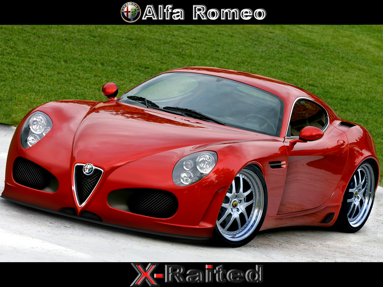 alfa romeo 8c wallpaper 32902 hd wallpapers background