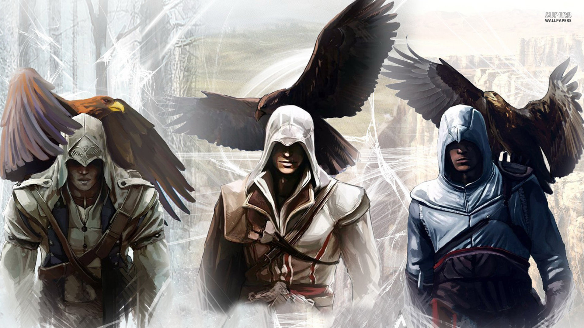 Assassins Creed Brotherhood Wallpaper Wallpaper