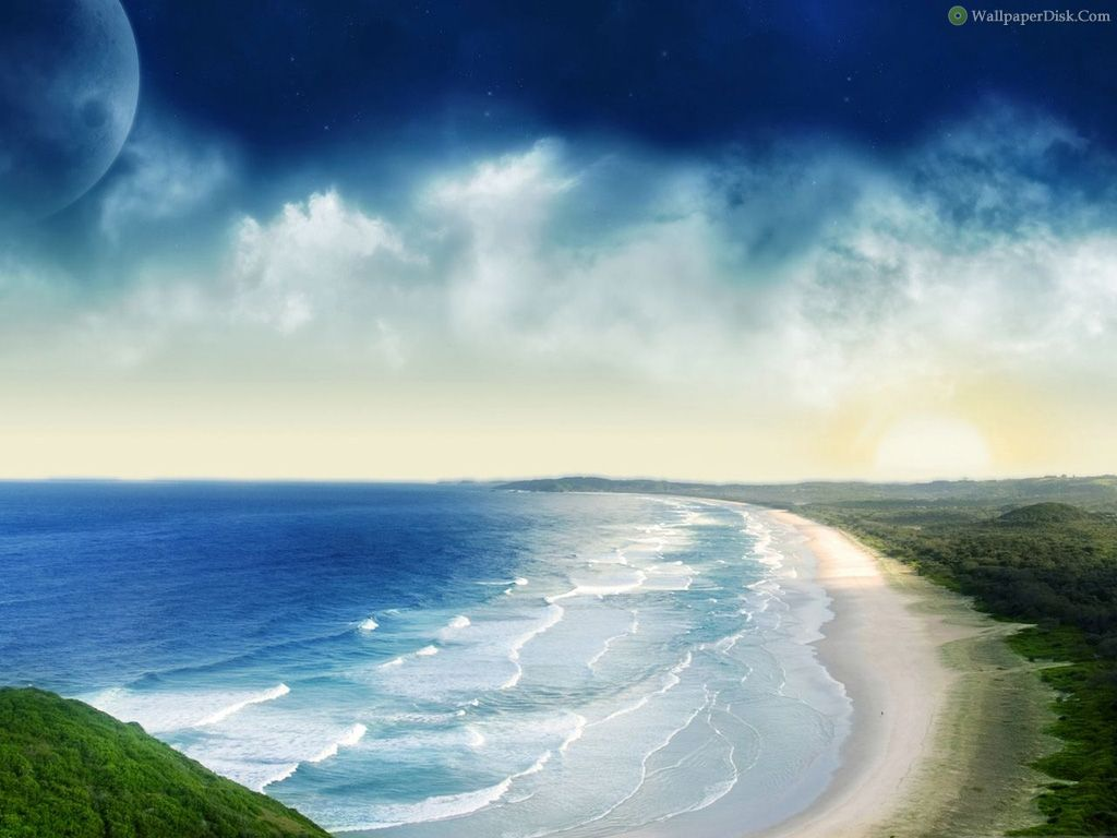 Beautiful Beach Wallpaper Wallpaper
