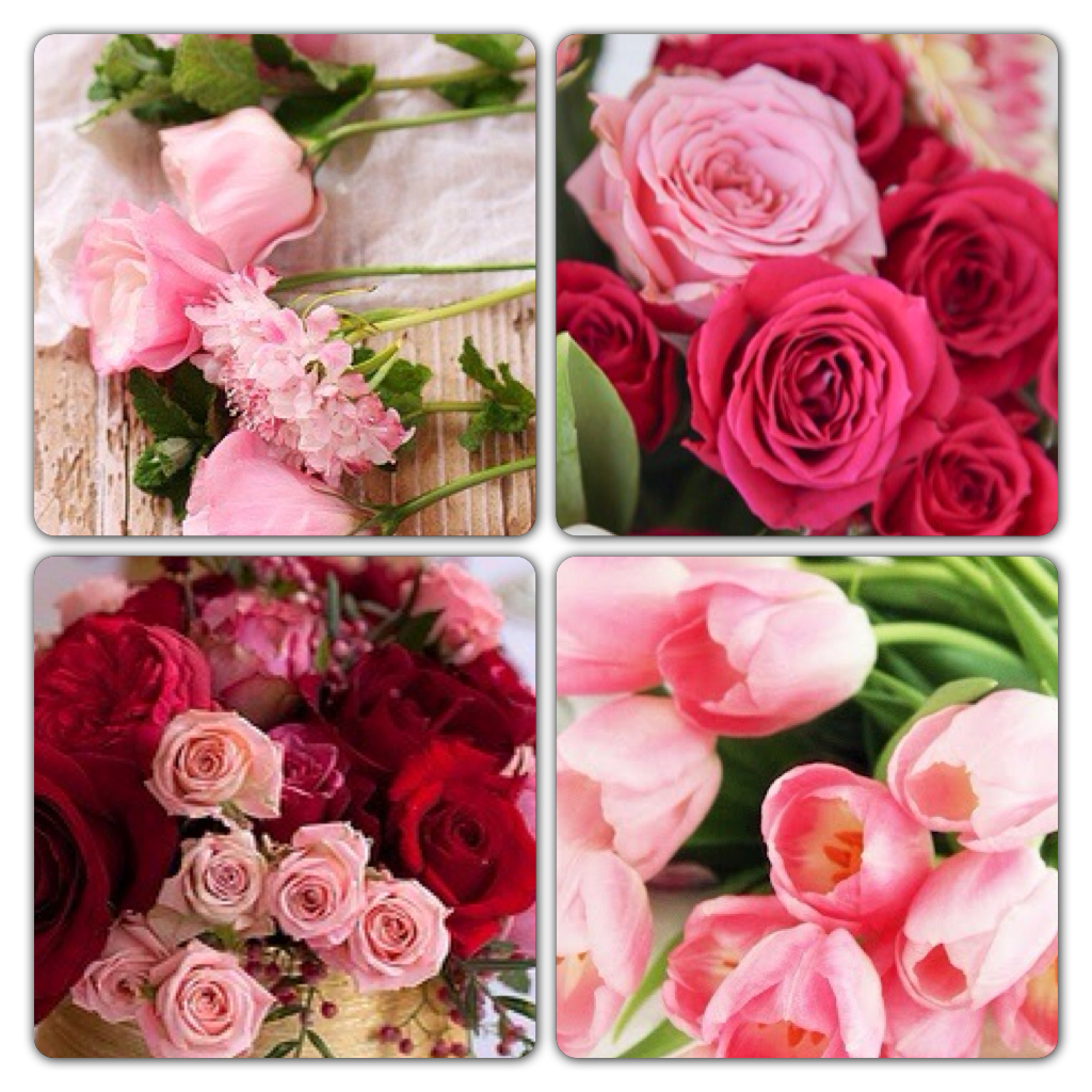 Beautiful Flowers For Valentines Day Wallpaper