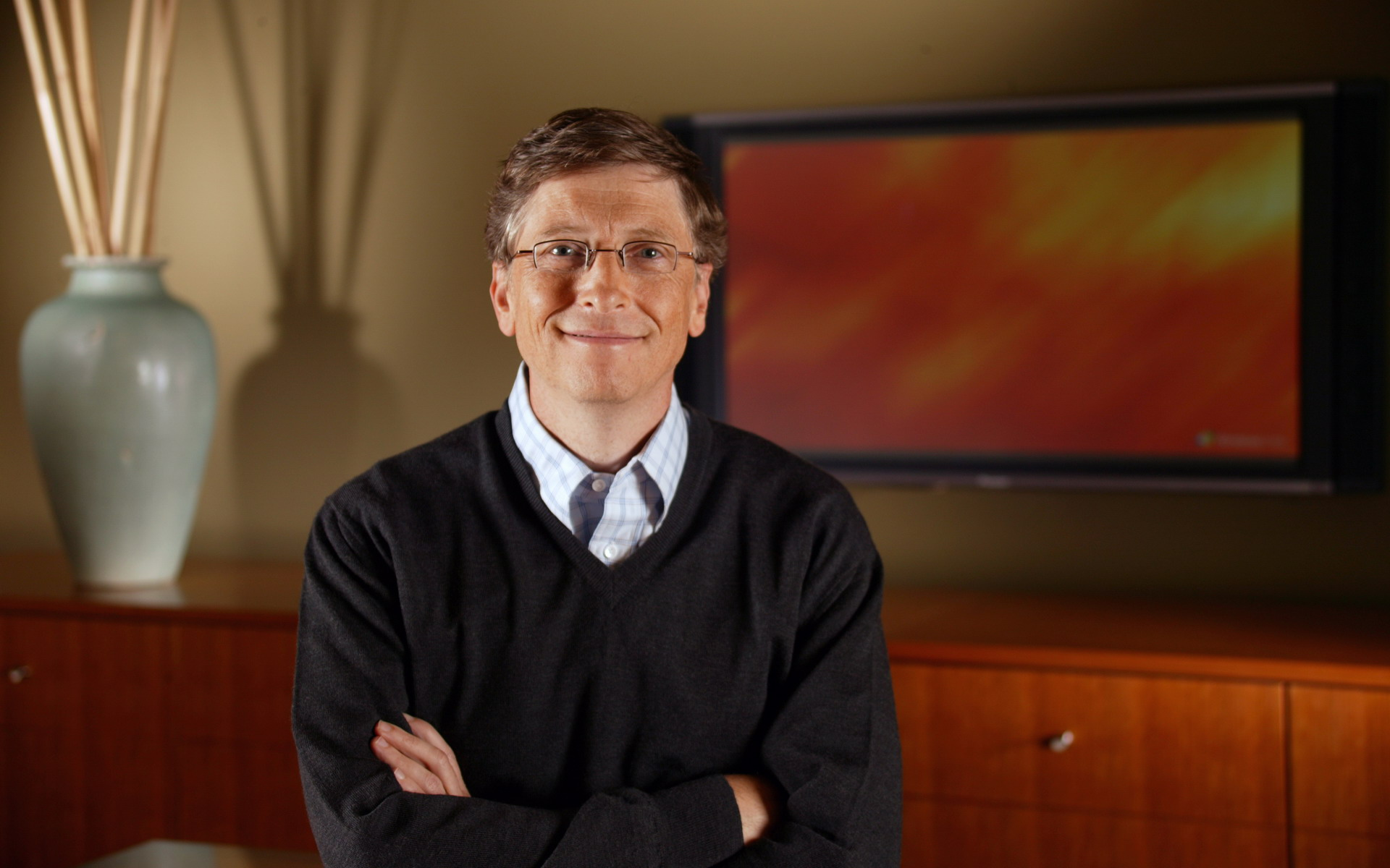 Bill Gates Wallpaper Wallpaper