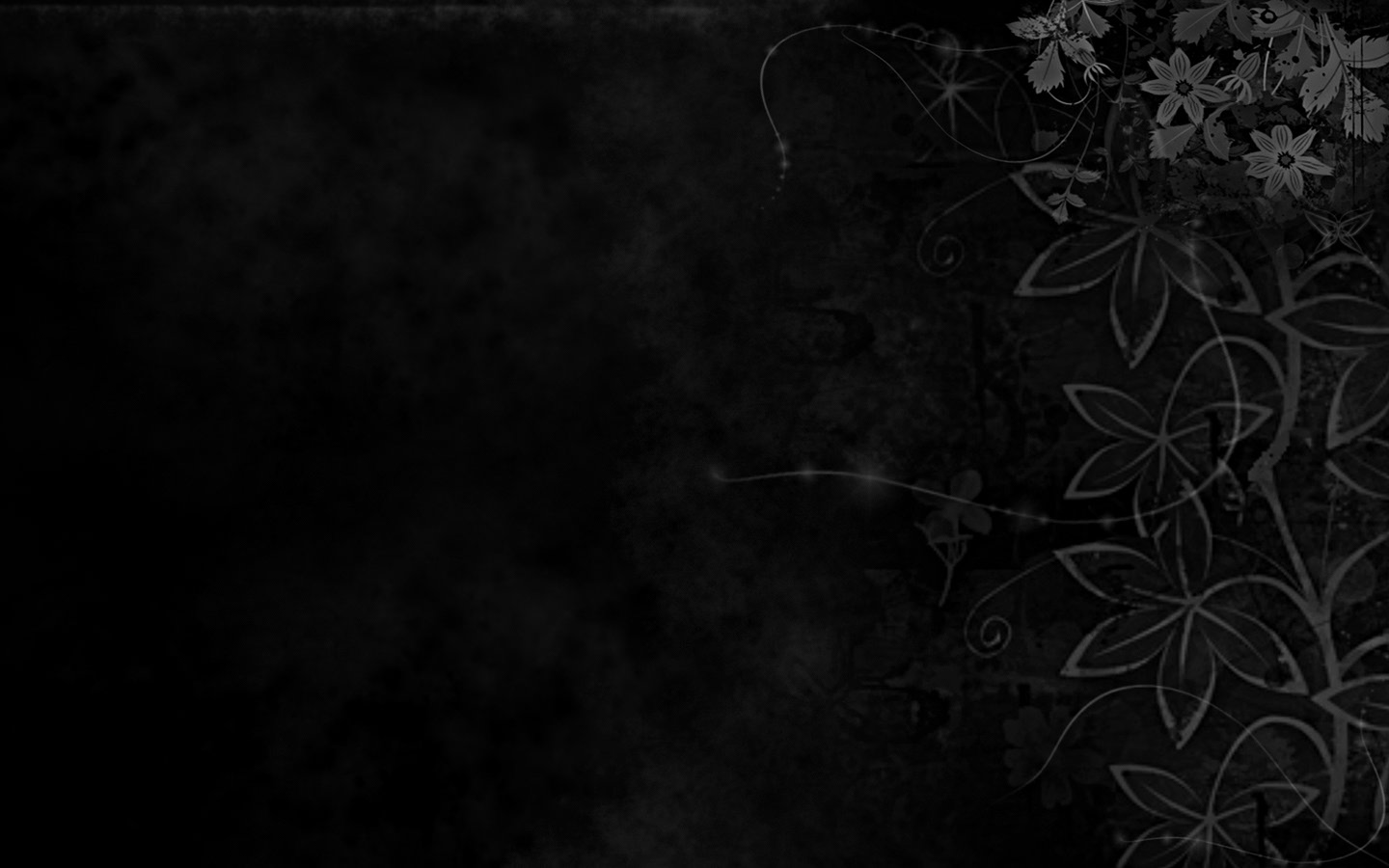Black Wall Papers Wallpaper