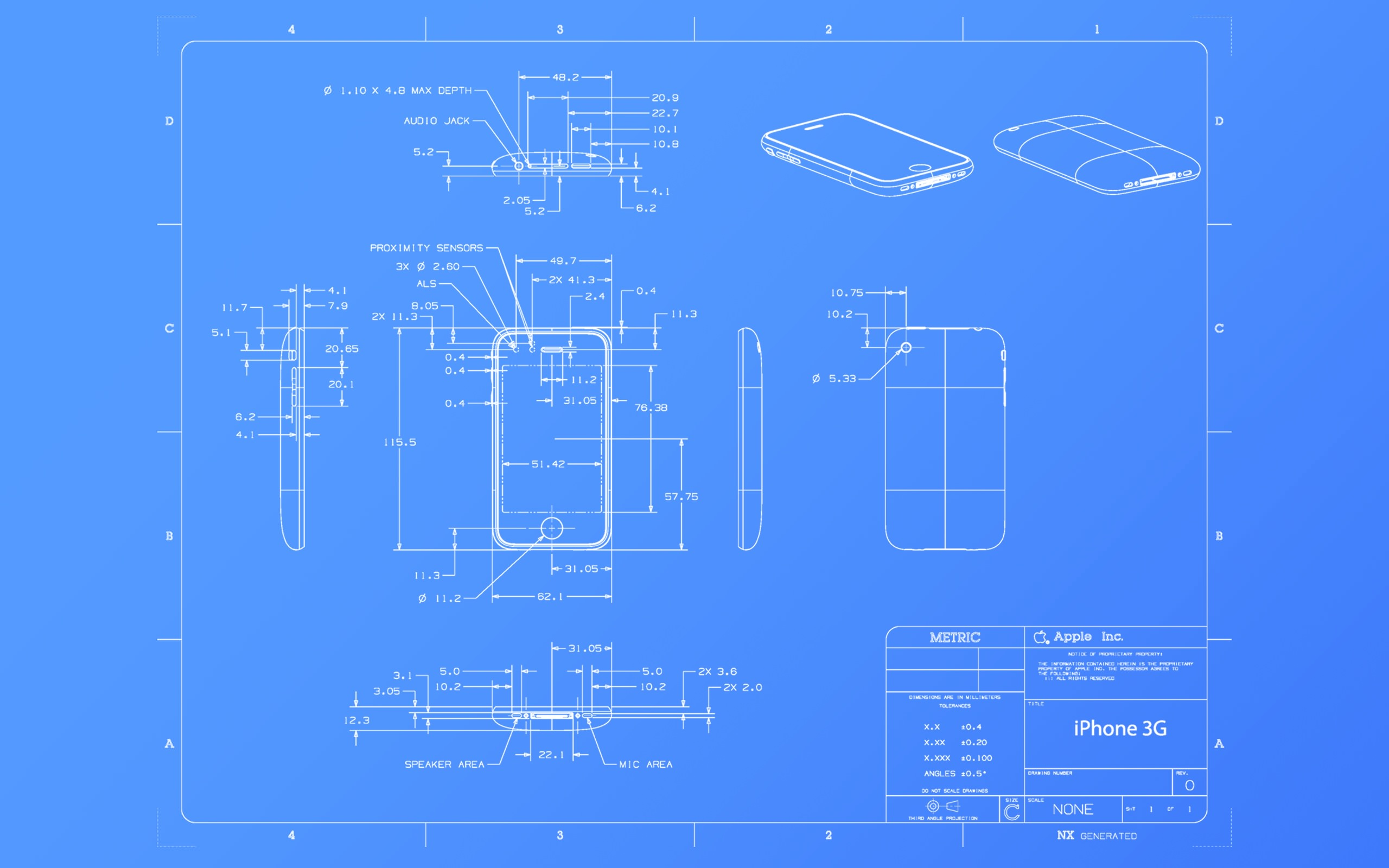 Blueprint Iphone Wallpaper Wallpaper