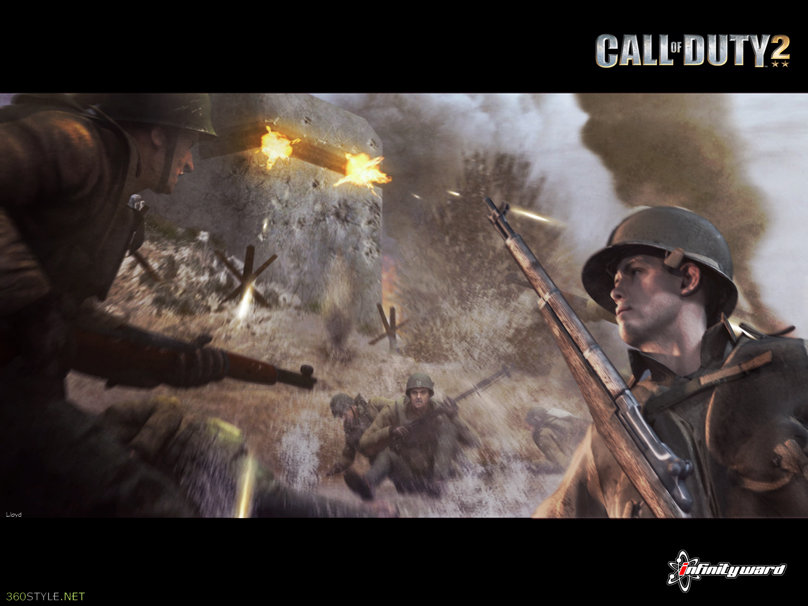 Call Of Duty 2 Wallpaper Wallpaper