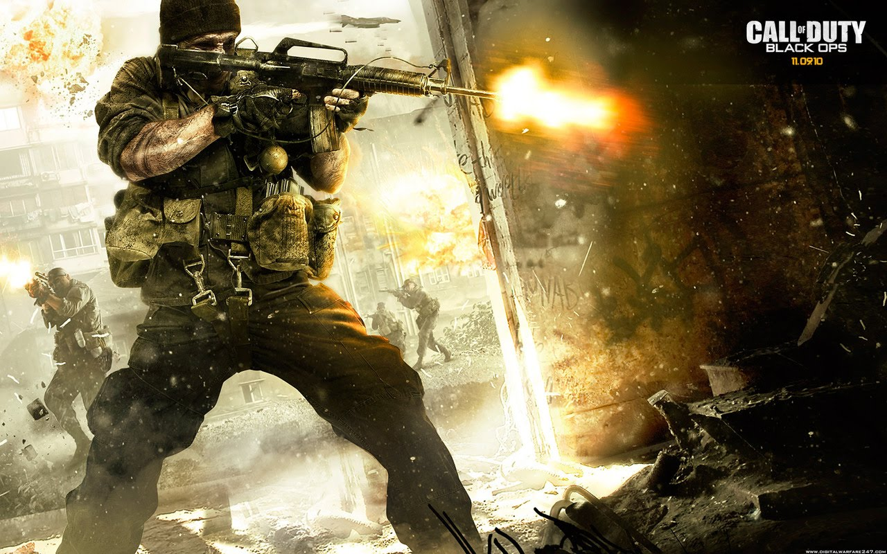 Call Of Duty Black Ops Wallpapers Wallpaper