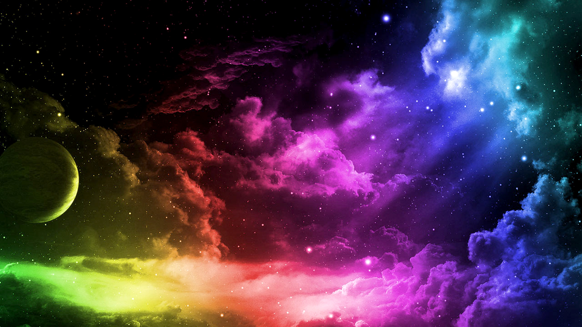 Colorful Desktop Backgrounds Wallpaper