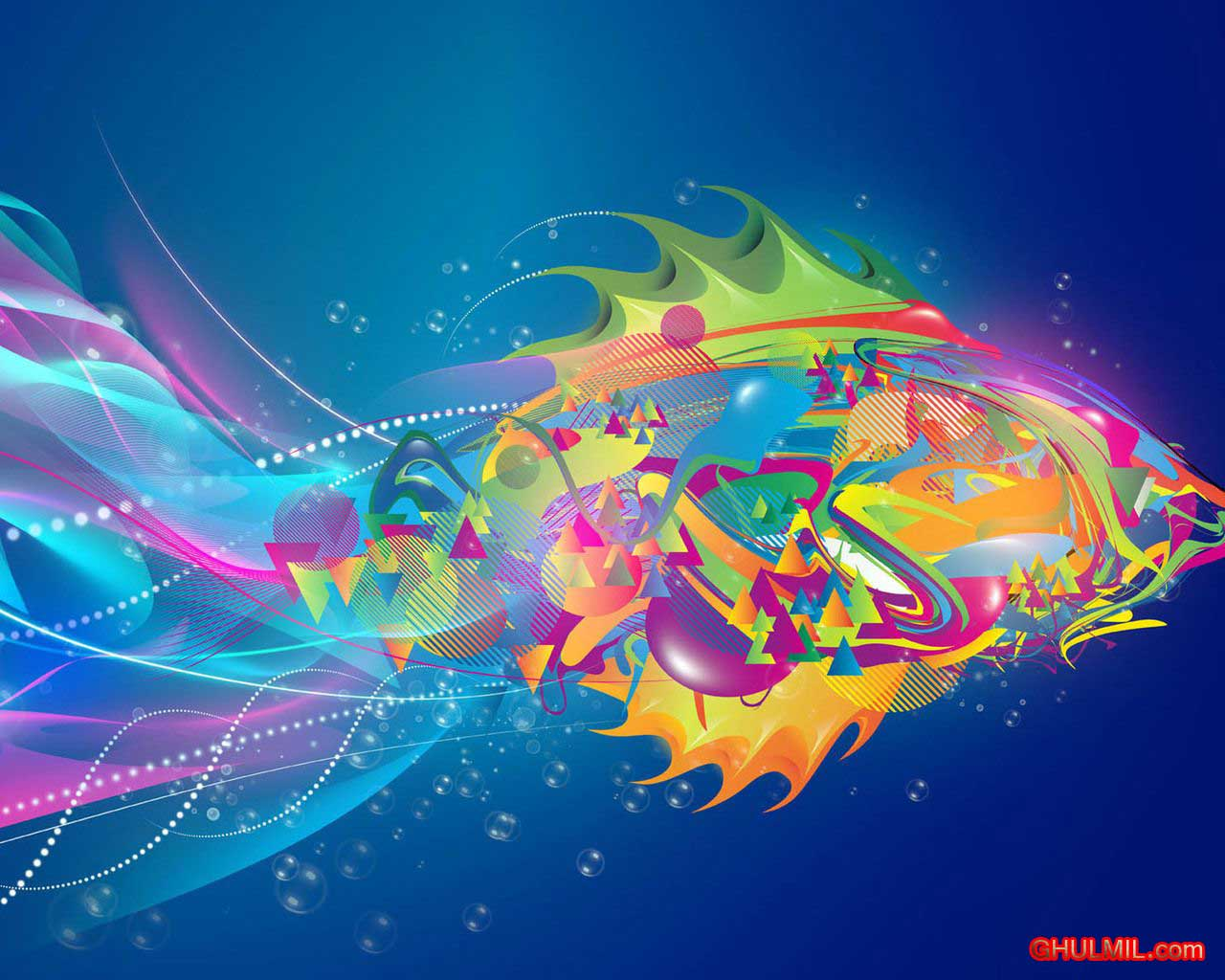 Colourful Wallpapers Wallpaper