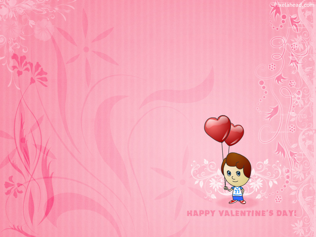 Cute Valentine Backgrounds Wallpaper