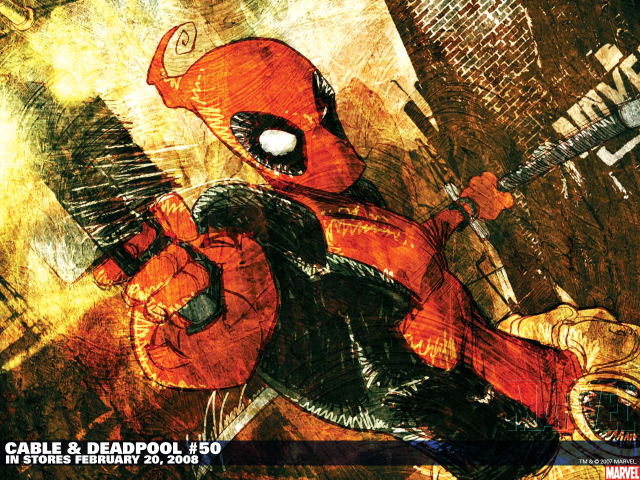 Deadpool Wallpapers Wallpaper