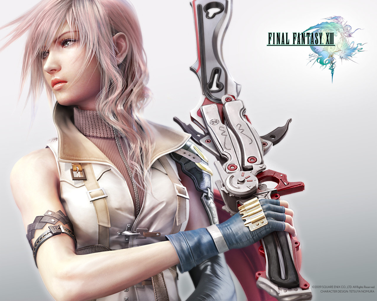 Final Fantasy Xiii Wallpaper Wallpaper