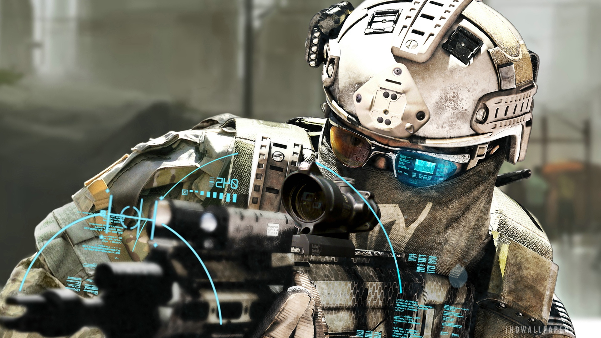 Ghost Recon Future Soldier Wallpapers Wallpaper
