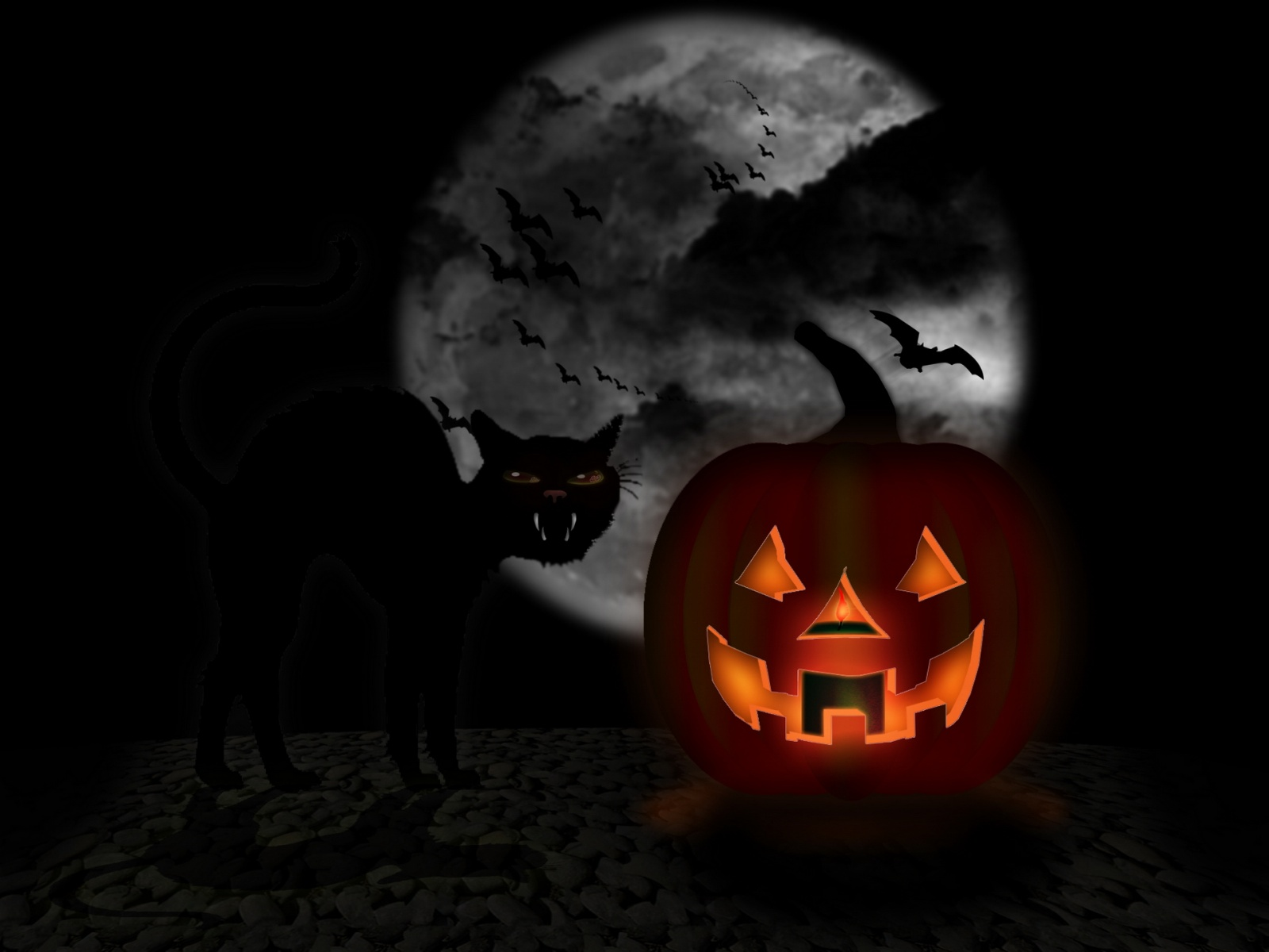 Halloween Desktop Images Wallpaper
