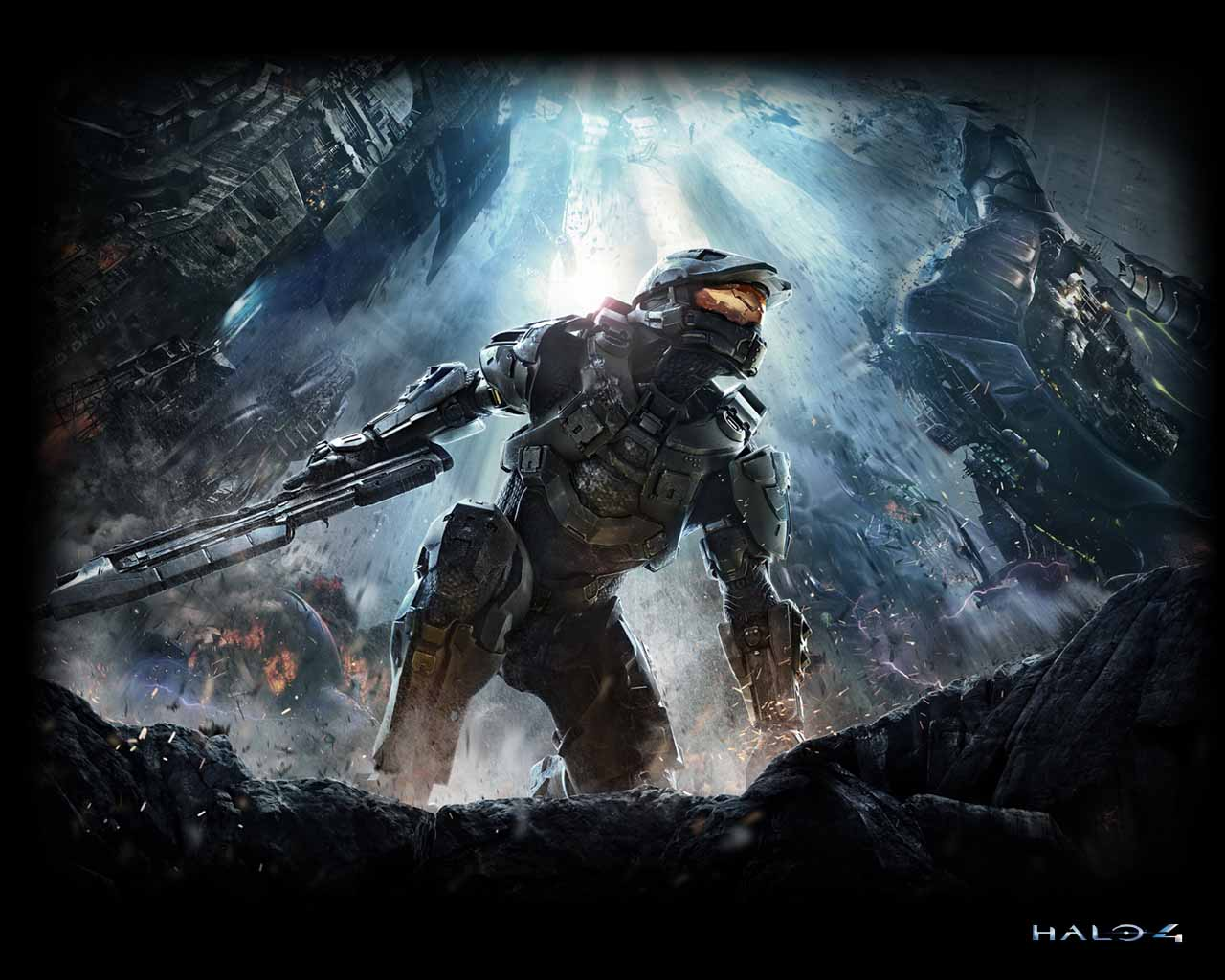Halo 4 Wallpaper Download Wallpaper