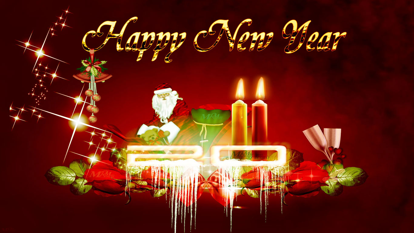 Happy New Year Wallpapers Wallpaper