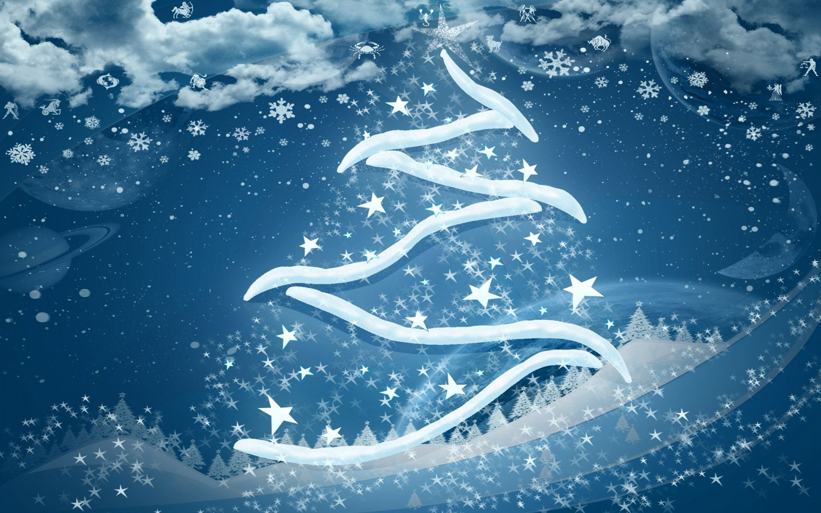 Hd Christmas Wallpapers Wallpaper