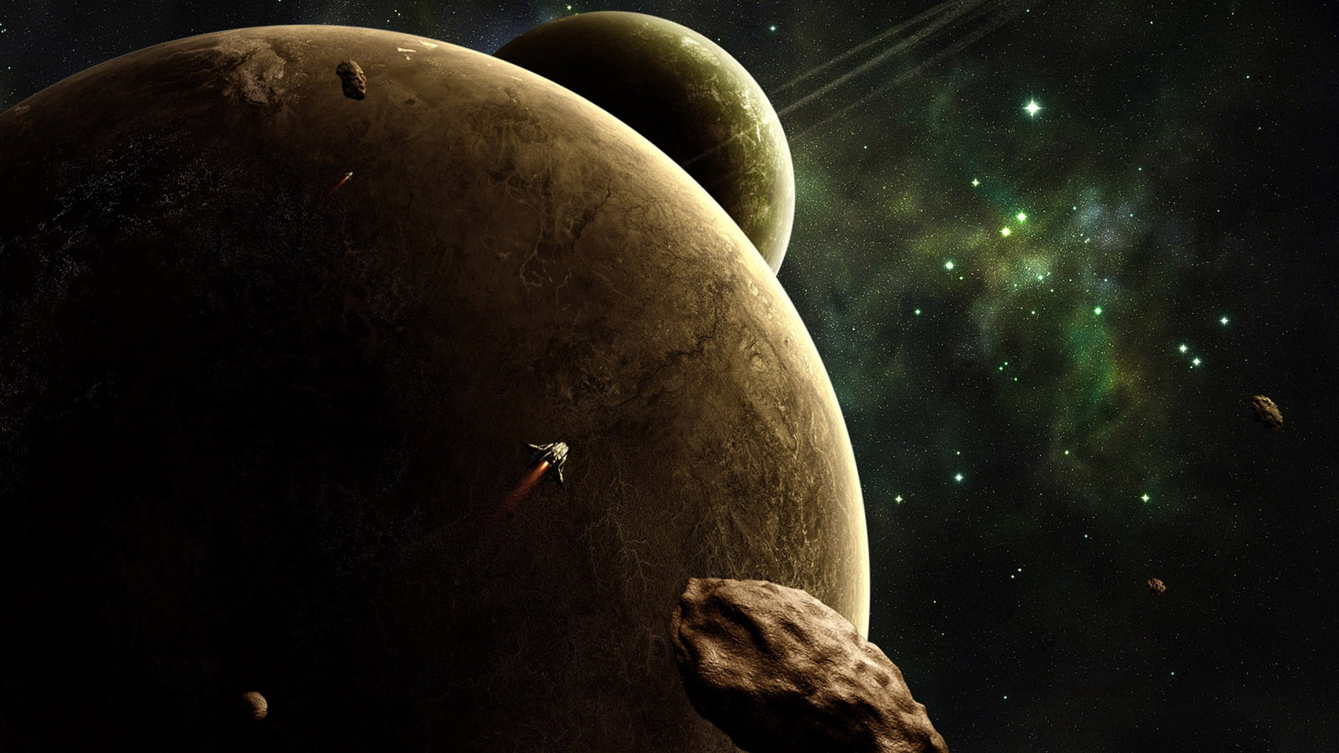 High Definition Space Wallpapers Wallpaper