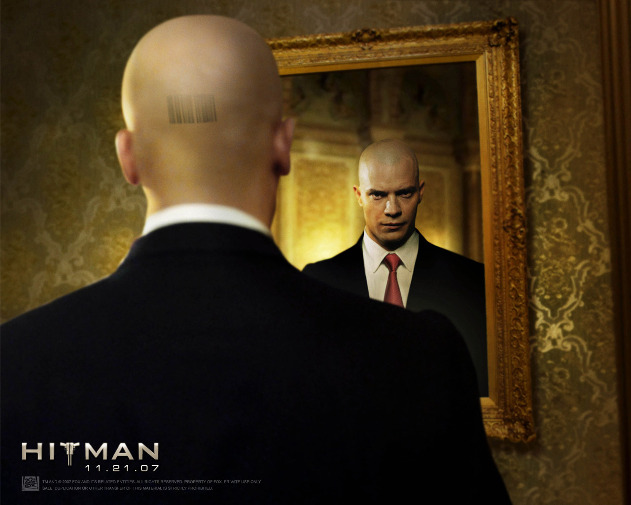 Hitman Movie Wallpapers Wallpaper