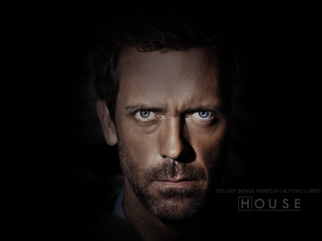 House Md Wallpaper Wallpaper