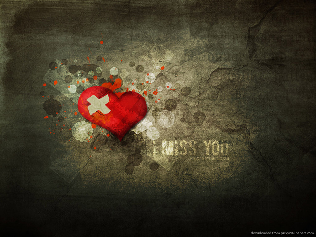 I Miss You Wallpapers Wallpaper
