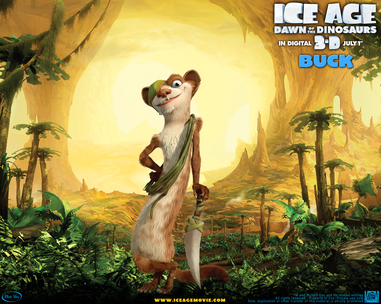 Ice Age 3 Wallpaper Wallpaper