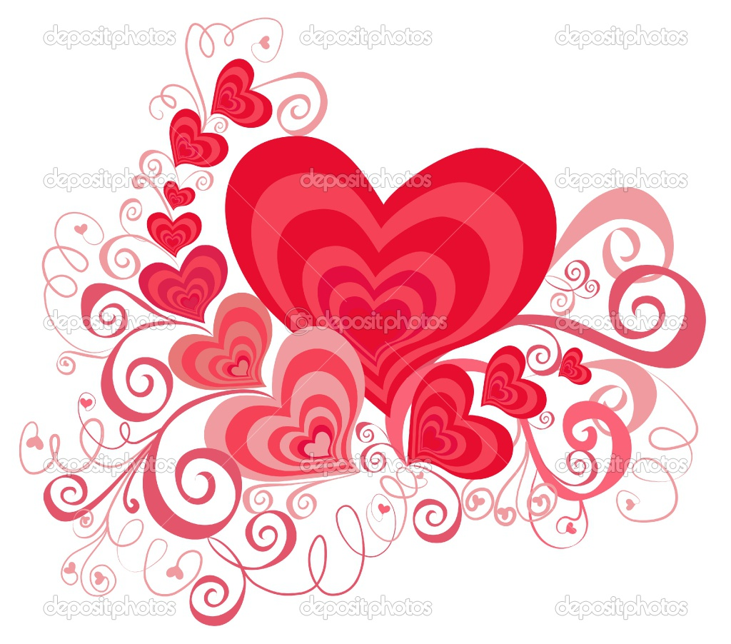 Images For Valentines Day Hearts Wallpaper