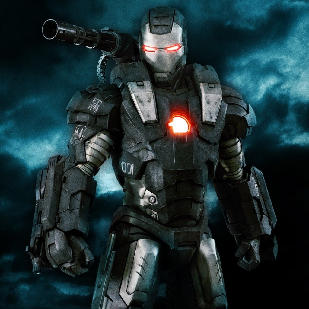 Iron Man 2 War Machine Wallpaper Wallpaper