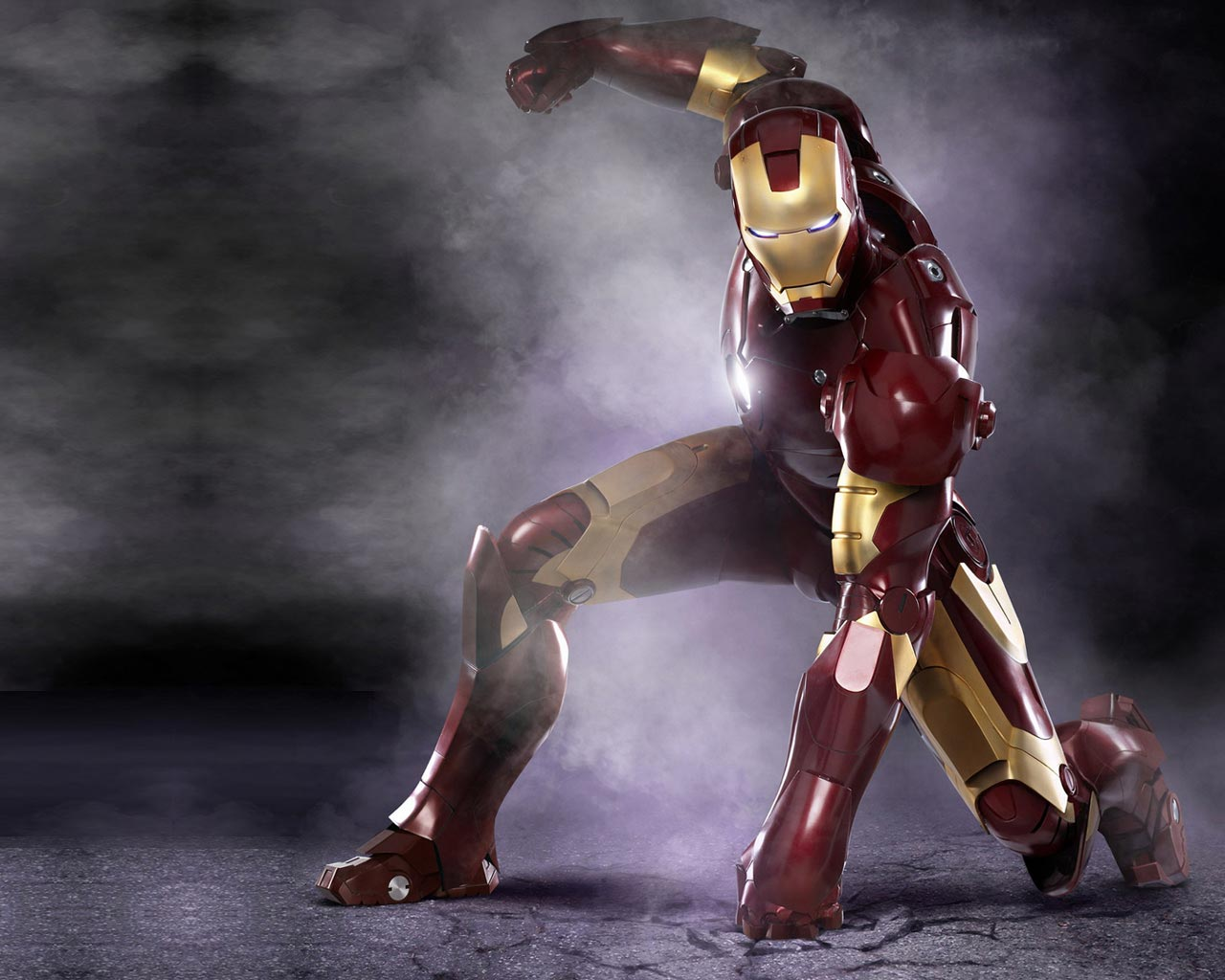 Iron Man Wall Paper Wallpaper