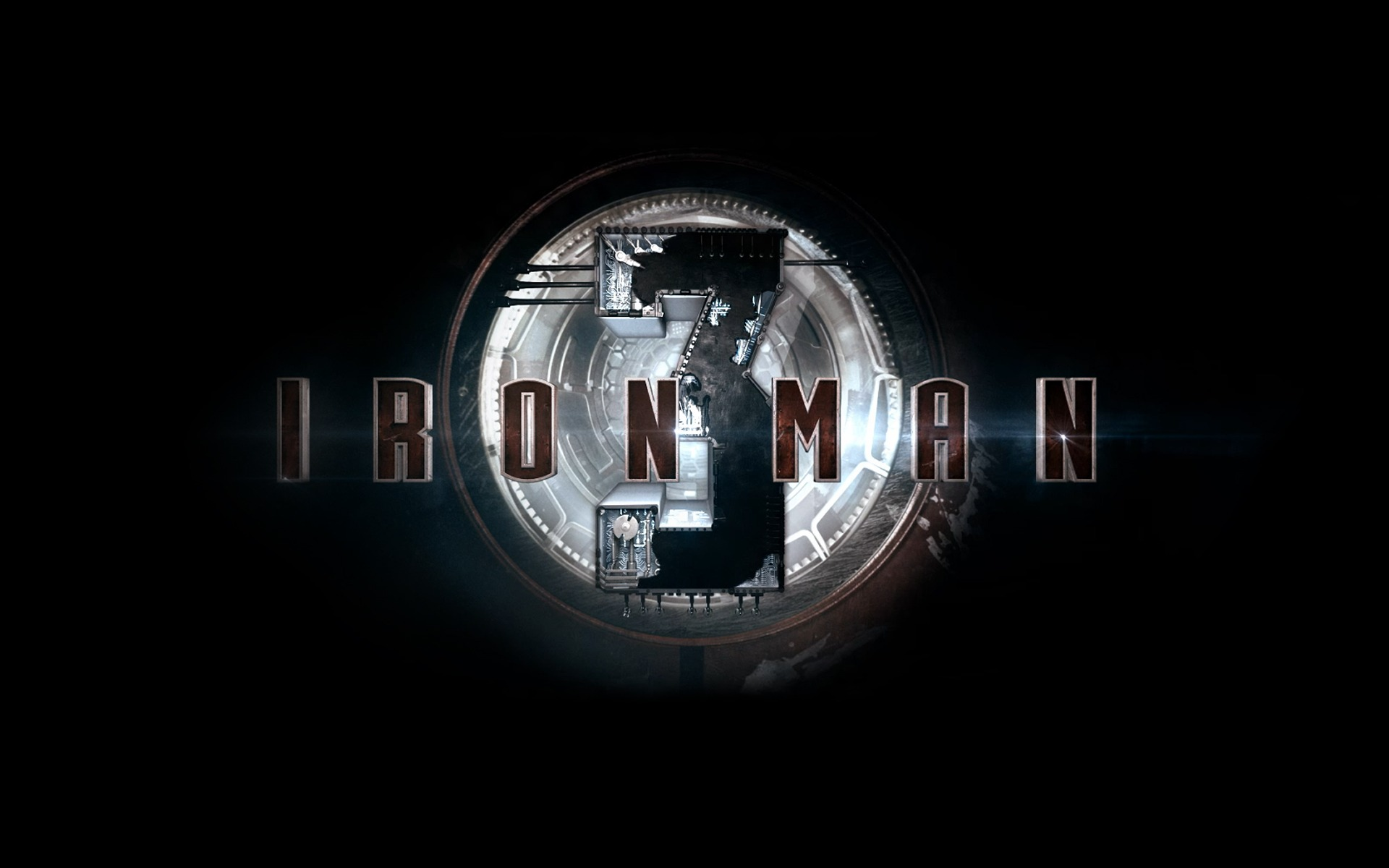 Ironman 3 Hd Wallpaper Wallpaper
