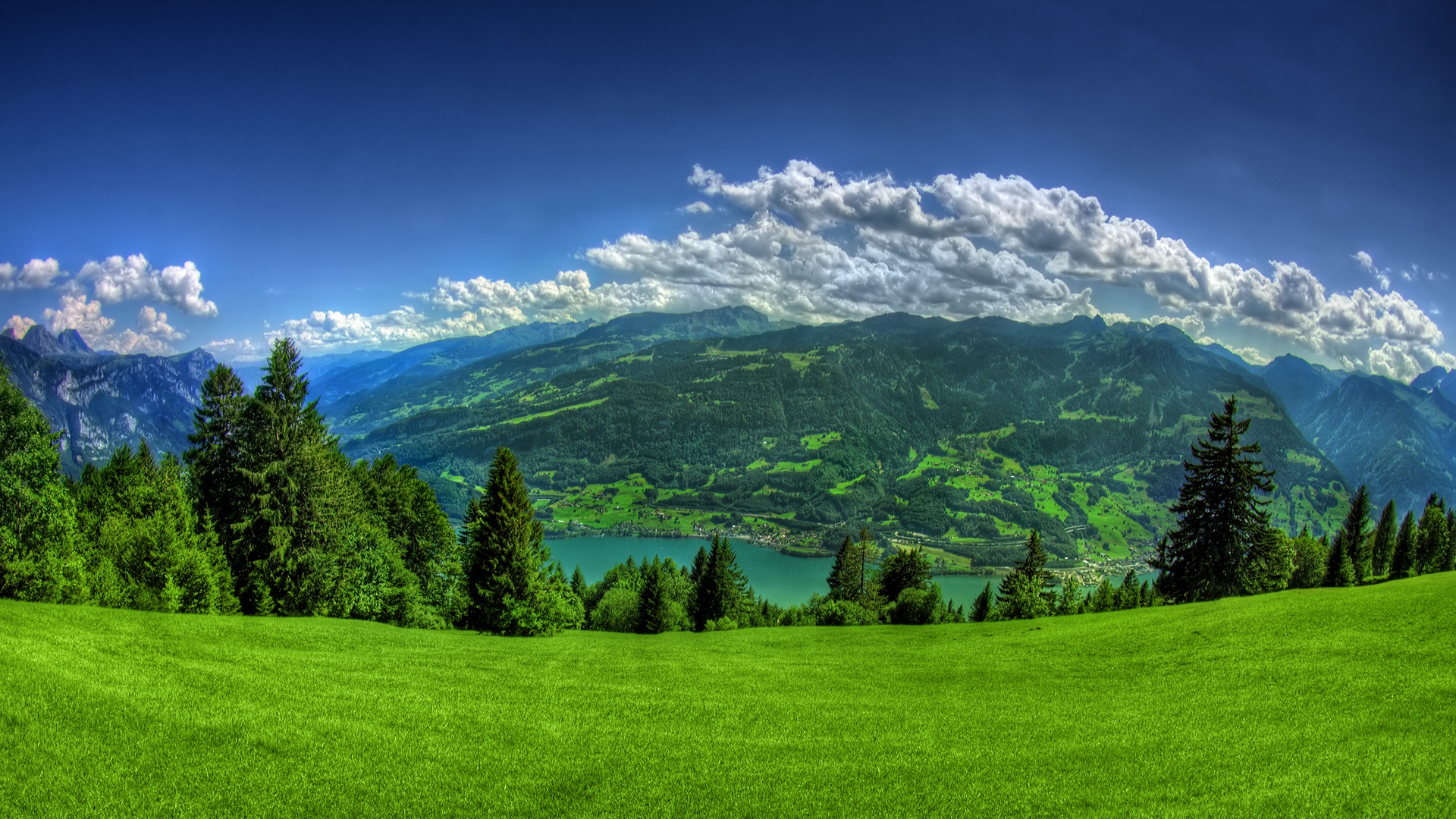Landscape Backgrounds Wallpaper